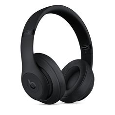 Wireless Noise Cancelling Headphones, Beats Headphones, Over Ear Headphones, Beats Studio, White Headphones, Apple Watch Models, Apple Products, Ipod Touch, Matte Black