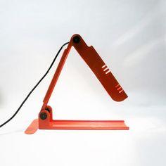 lumenform folding lamp circa 1978