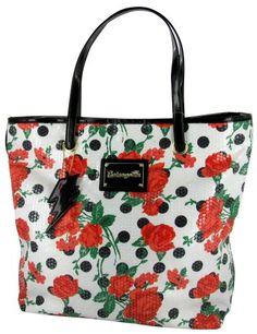 I love this retro bag - the colours