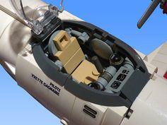 H-90 Falcon #lego #cockpit