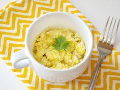 Hummus Breakfast Mug