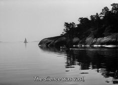Summer Interlude (1951), dir. Ingmar Bergman
