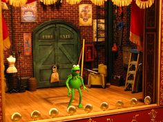 muppet theatre room - Google Search
