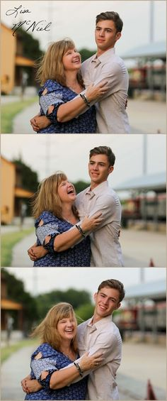 Senior pictures boys with mom, guys, urban, cross country, suit, funny, fun, click the pic for more Flower Mound, Dallas Photographer