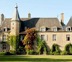 Hotel - Chateau de Saint Paterne, Alencon - between Chartres and St. Malo