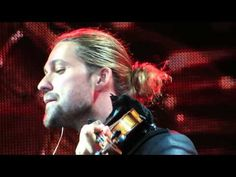 David Garrett - Lost memory (own composition) - Braunschweig, 12.10.2014 - YouTube