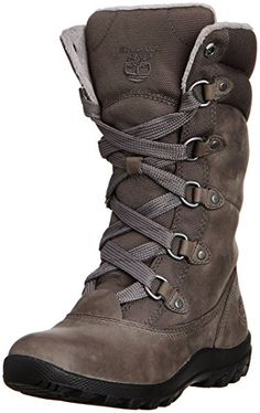 Timberland Earthkeepers Mount Hope, Women's Snow Boots, Dark Grey, ...