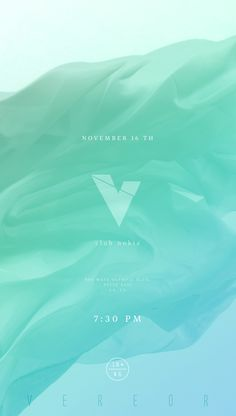 Vereor by Nicole Gavrilles, via Behance