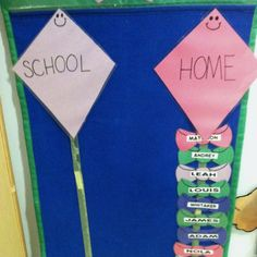 We could use this when the kids are in different spaces in the school.