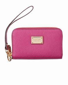 Michael Kors Exklusive Iphone ® 5 4s Und 4 Zip Wallet Pfingstrose Saffiano 1 #bagsandpurses#jewellery|#jewellerydesign}