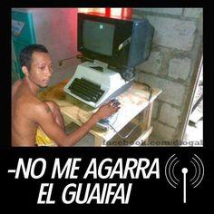No me agarra el Guifi    www.riete.tv  Los videos mas chistosos de la web