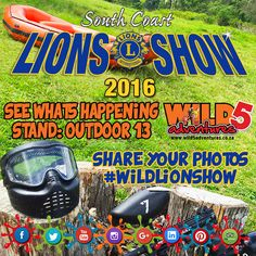 Check out our stand at this year's #LionShow READ MORE HERE!