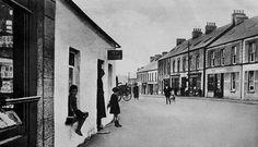 Ballinamore, County Leitrim, Ireland Tea rooms 1900