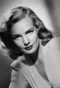 Actress Francis Farmer