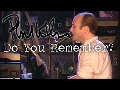 Phil Collins - Você Recorda (Official Videoclipe) -  /  Phil Collins - Do You Remember (Official Music Video) -