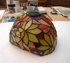 Stained Glass Lamps, Picture Show, Vase, Home Decor, Decoration Home, Room Decor, Vases, Home Interior Design, Home Decoration