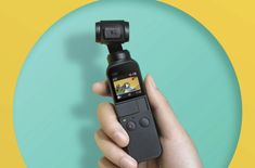 DJI Osmo Pocket : la caméra stabilisée sur 3 axes à emporter partout Harmony Hub, Mode Pro, Home Switch, Pocket Camera, Dji Osmo, Logitech, Apple Tv, Gopro