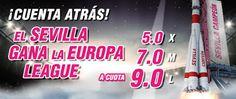 el forero jrvm y todos los bonos de deportes: wanabet supercuota 9 Sevilla gana Europa League + ...