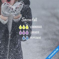 Snowfall - Essential Oil Diffuser Blend