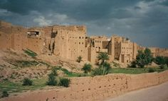 The walled city of Taroudant.