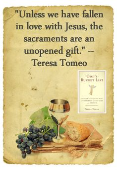 """From """"God's Bucket List"""" by @Teresa Selberg Tomeo"""