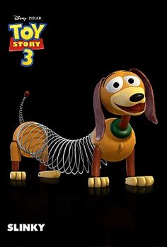 Ahahaha in wanna sausage dog and name it slinky!! My favourite movie character !