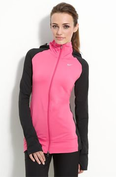 Nike 'On The Run' Jacket http://www.FitnessApparelExpress.com