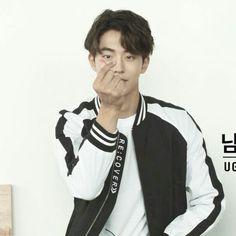 NJH Nam Joo Hyuk Lee Sung Kyung, Joon Hyuk, Korean Celebrities, Korean Actors, Nam Joohyuk, My Man, Instagram Fashion, My Boys, Actors & Actresses
