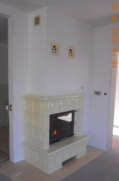 Freestanding Fireplace, Hearths, Rocket Stoves, Fireplaces, Interior Architecture, House Design, Living Room, Bedroom, Ideas