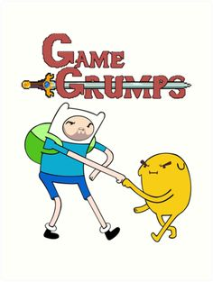 Game Grumps Adventure Time