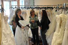 Shopping FABulous Bridal Affair