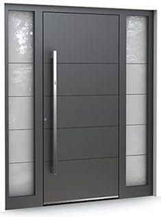 Designer range - Lilly is Love Modern Entrance Door, Main Entrance Door Design, Modern Exterior Doors, Modern Front Door, Front Door Entrance, House Front Door, House Doors, Home Door Design, Door Gate Design