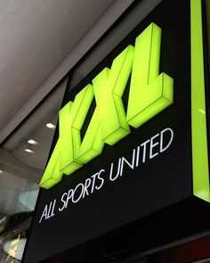 XXL all sports united by Nonbye Sweden AB, Stockholm – Sweden »  Retail Design Blog