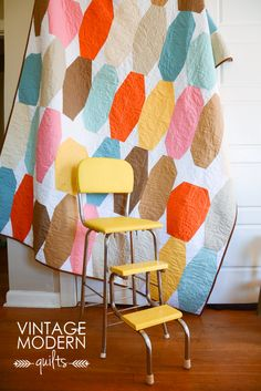 by Vintage Modern Quilts   #quilt