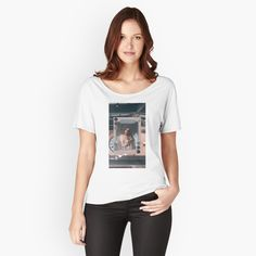My T Shirt, V Neck T Shirt, Loose Fit, Best T Shirt Designs, Leggings, Goth Girls, Chiffon Tops, Sleeveless Tops, Classic T Shirts