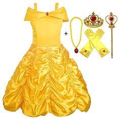 Kleid gelb 98
