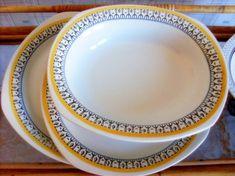 Neptun - Upsala Ekeby Vintage Pottery, Porcelain Ceramics, Decorative Accessories, Scandinavian, Rhinoplasty, Cupboards, Tableware, China, Happy