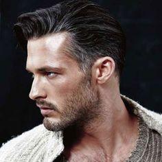 from the Men Sporting Facial Hair Series thebedroom: Ben Hill Trendy Mens Hairstyles, Sleek Hairstyles, Haircuts For Men, Hipster Hairstyles, Fashionable Haircuts, Trendy Haircuts, Hairstyles 2018, Hairstyles Haircuts, Hair And Beard Styles