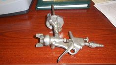 AIR-PLUS Air Paint Spray Gun Sprayer for Car Truck Machinery Furniture #AIRPLUS