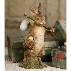 bethany lowe thanksgiving | Bethany Lowe Randy Rabbit