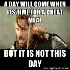cheat meal meme - Google Search
