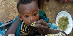 Unicef: 5 bambini su 6 sotto i due anni non ricevono cibo adeguato alla loro età