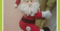 Blog voltado à artesanato em geral. Reno, Diy Crafts, Blog, Ideas Para, Rustic Christmas Ornaments, Christmas Things, Christmas Decor, Fabric Dolls, Christmas Cushions