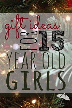 Are you stumped at what to give the teenager on your Christmas list?! Gift ideas for 15 year old girls can be challenging. That's why I went straight to the source. Our, in house, 15 year old. Read on for Hazel's recommendations! Every year around the end of October my family starts to ask me the dreaded […]