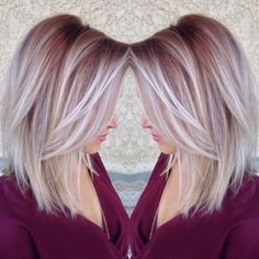 20 Fabulous Summer Hair Color Ideas – Amazing Hair Colours Straight Lob Hairstyle – Ombre, Balayage Hair Styles - Unique World Of Hairs Summer Hairstyles, Cool Hairstyles, Lob Hairstyle, Blonde Hairstyles, Medium Hairstyles, Hairstyles 2016, Formal Hairstyles, Latest Hairstyles, Weave Hairstyles