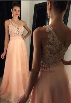 2017 prom dress, long prom dress, one shoulder prom dress, formal evening dress