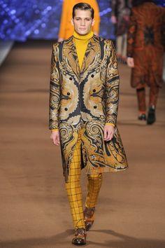Etro Autumn/Winter 2014 Menswear Collection | British Vogue