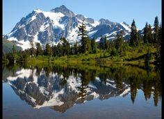 North Cascades National Park, #Washington