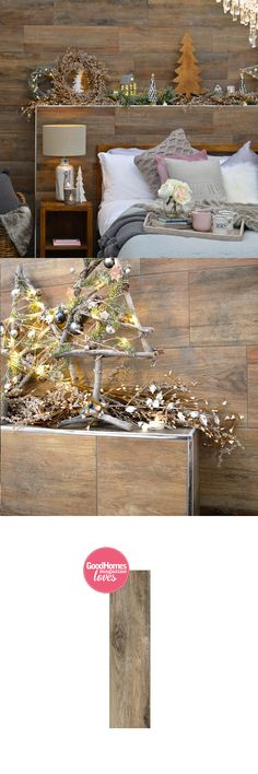 Here at Walls and Floors, we have the perfect tiles for your project. Since we've been helping customers to transform their homes and gardens! Wood Effect Tiles, Wood Tiles, Ideal Home Show, Feature Tiles, Take You Home, House And Home Magazine, Teak Wood, Room Kitchen, Christmas 2017