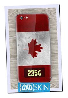 http://ift.tt/2cQ7eoe - Gambar Bendera Canada ini dapat digunakan untuk garskin semua tipe hape yang ada di daftar pola gadskin.